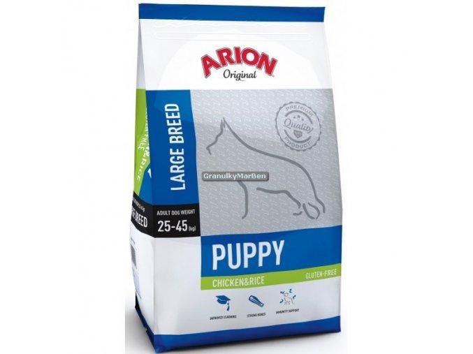 Arion Dog Original Puppy Large Chicken & Rice