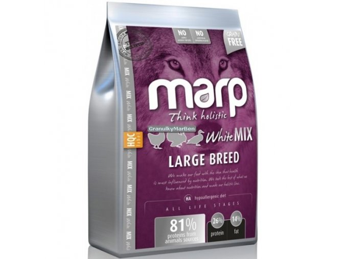 Marp Holistic White Mix Large Breed Grain Free