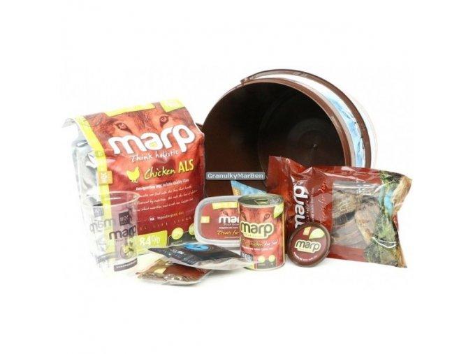 Marp Štěněčí balíček s krmivem