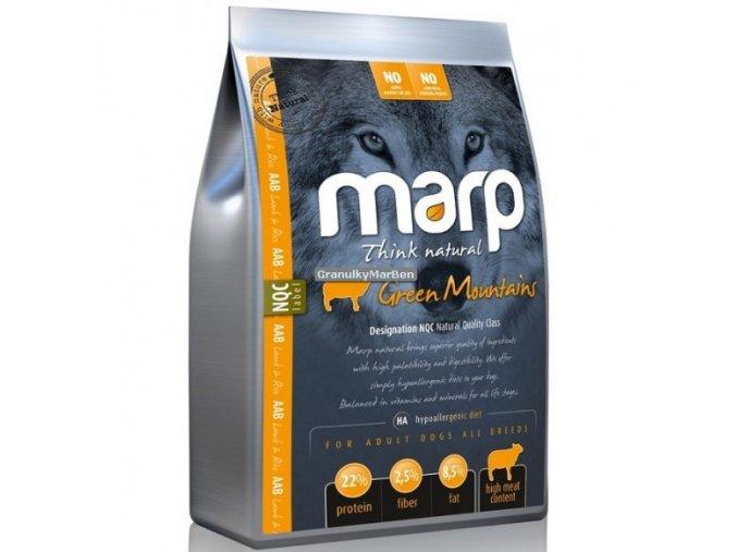 Marp Natural Green Mountains