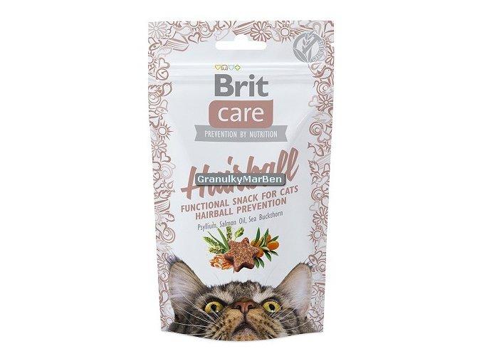 Brit Care Cat Snack Hairball