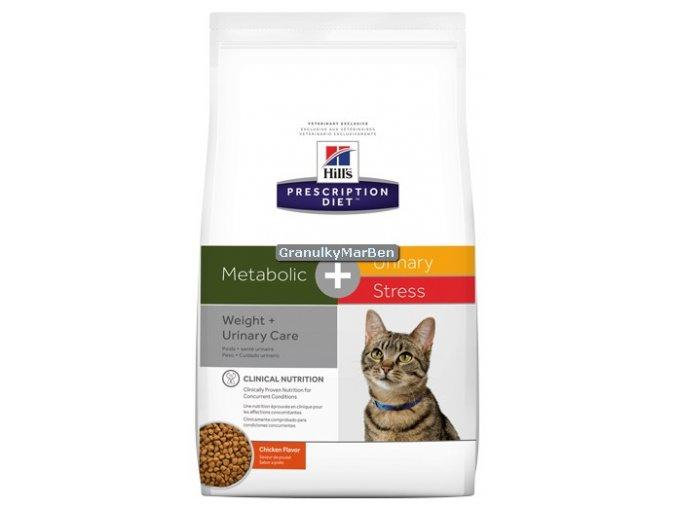 Hills Feline diet metabolic urinary stress