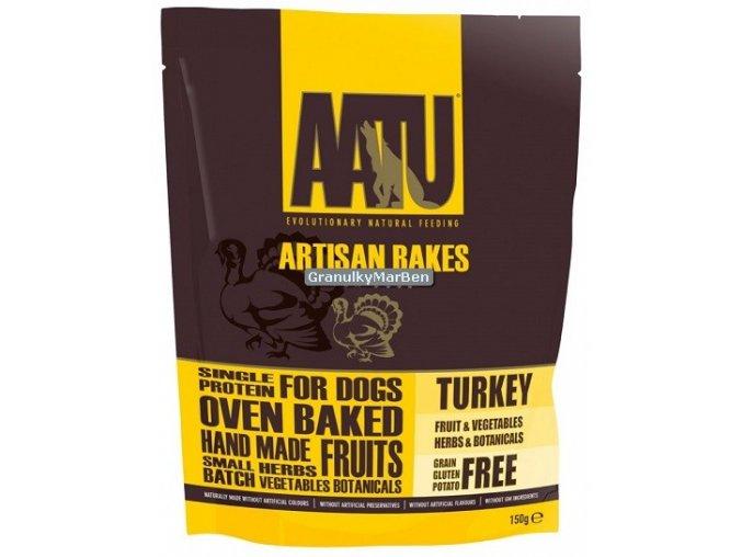AATU Artisan Bakes Turkey 150g