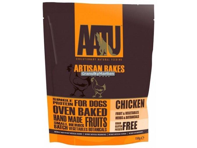 AATU Artisan Bakes Chicken 150g