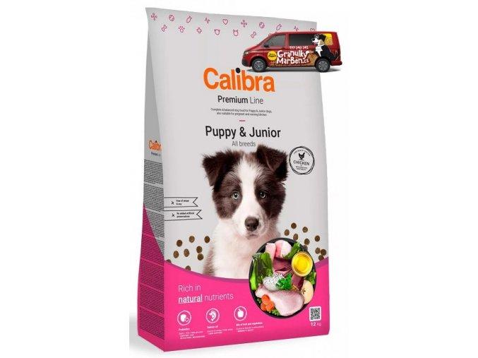 Calibra Dog Premium Puppy Junior