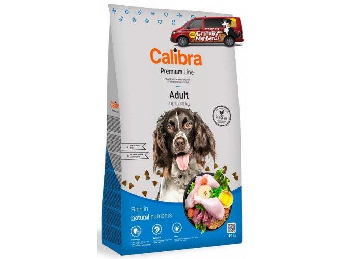 Calibra Dog Premium Adult