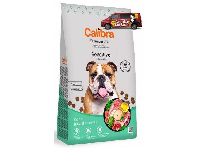 calibra dog premium sensitive 12kg
