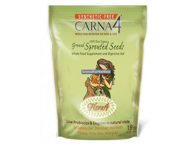 Carna4 Flora4 Sprouted Seeds Klicky
