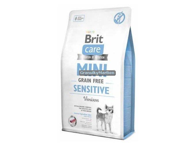 Brit Care Dog Mini Sensitive Grain Free