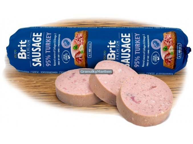 Brit Premium Sausage turkey
