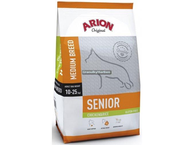 arion senior medium chicken rice