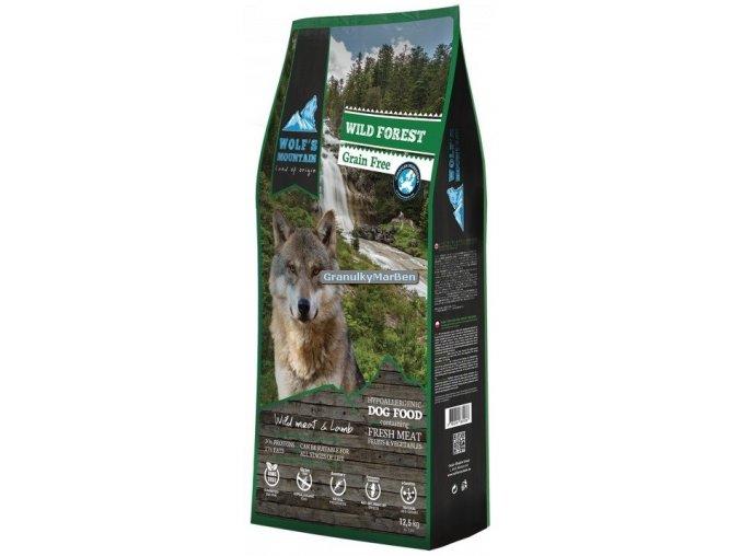 Wolfs Mountain Wild Forest