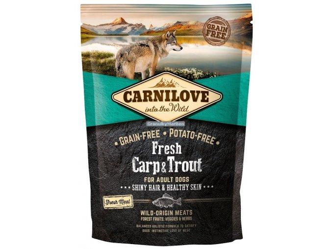 Carnilove fresh carp trout 1,5kg