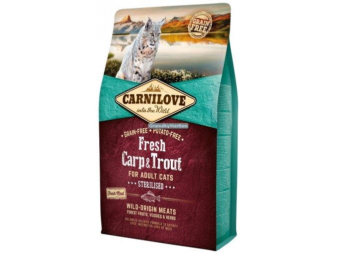 CL cat carp trout 2kg 3D
