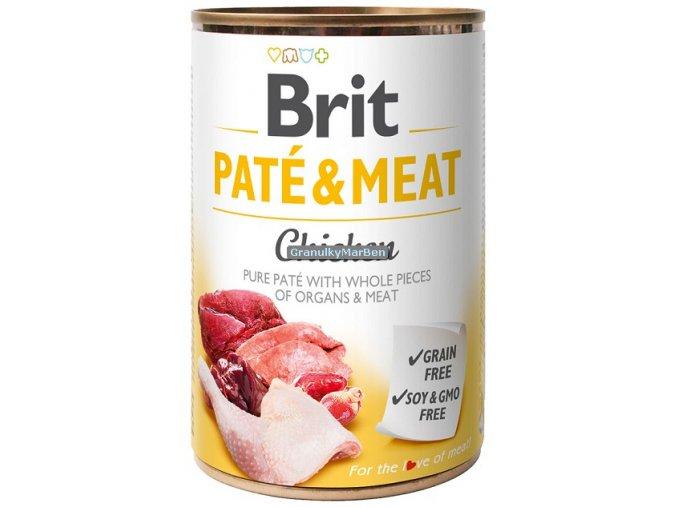 brit konzerva pate chicken