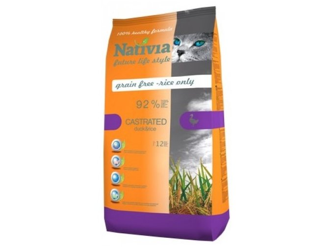 Nativia Cat Castrated