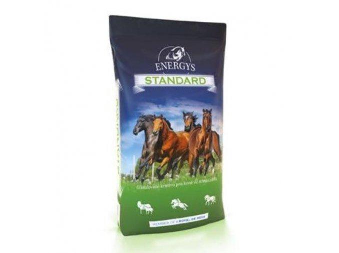 krmivo koně energys standard gran 25kg