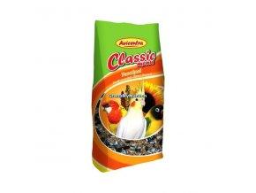 Avicentra Classic menu malý a střední papoušek 500g