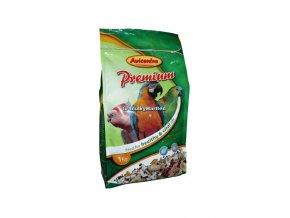 Avicentra Premium velký papoušek 1kg