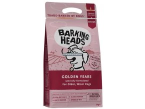 Barking Heads Golden Years 2kg