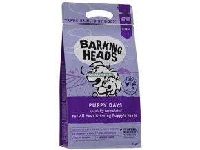 Barking Heads Puppy Days 2kg