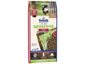 Bosch Senzitive Lamb Rice