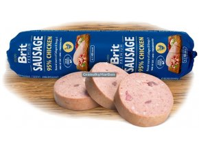 Brit Premium Sausage chicken