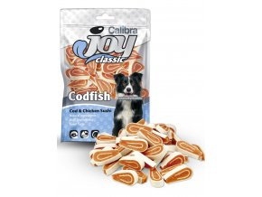 Calibra Joy Dog Chicken and Cod Sushi 80g