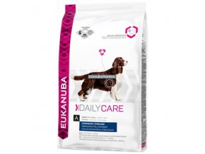 Eukanuba Daily Care Overweight, Sterilized Hmotnost  12,5kg