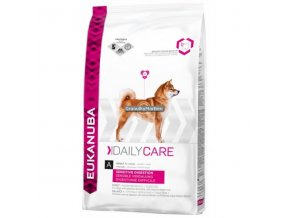 Eukanuba Daily Care Sensitive Digestion Hmotnost  12,5kg