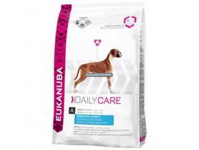 Eukanuba Daily Care Sensitive Joints Hmotnost  12,5kg