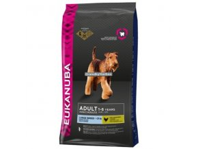 Eukanuba Adult Large Breed Hmotnost  15kg