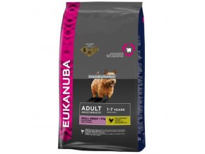 Eukanuba Adult Small Breed Hmotnost  15kg