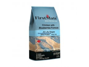 FirstMate Dog Chicken with Blueberries 6,6kg
