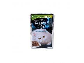 Gourmet Perle Duo Králík a zvěřina 85g