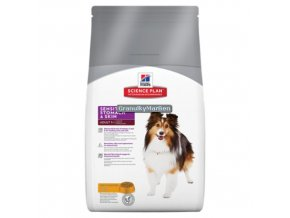 hills canine science plan adult sensitive skin with chicken
