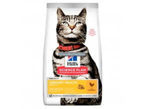 hills feline adult urinary health chicken