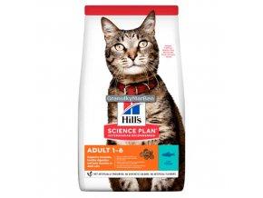 hills feline adult tuna