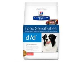 pd canine prescription diet dd salmon and rice