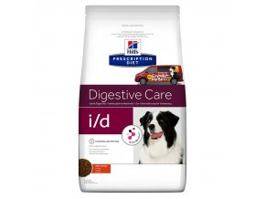 Hills canine diet id