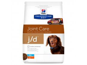 Hills canine diet jd mini
