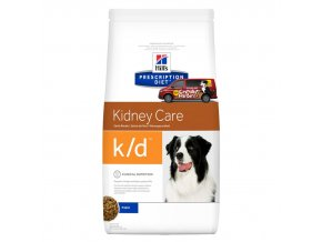 Hills canine diet kd