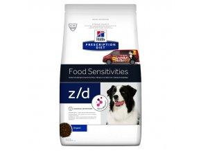pd canine prescription diet zd ultra allergen free