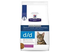 Hills Feline diet dd venison