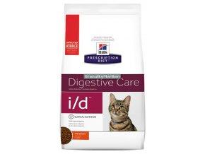Hills Feline diet id