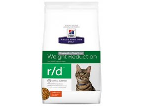 Hills Feline diet rd