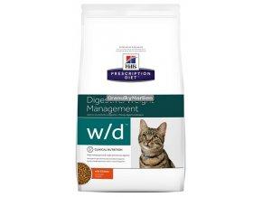 Hills Feline diet wd