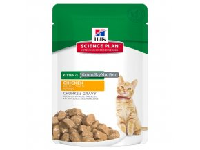 hills feline science plan kitten with chicken