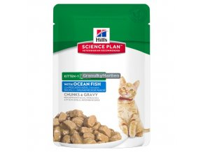 hills feline science plan kitten with ocean fish