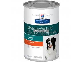 Konzerva Hills Canine Diet wd